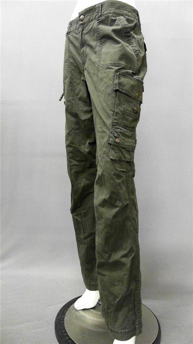 Excellent Women39s Low Rise Cotton Cargo Chef Pants 3250  Chefwear