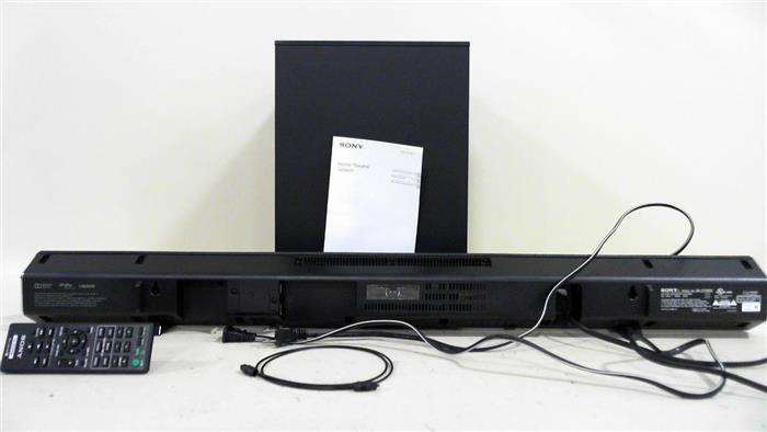 Sony Htct260h Sound Bar Creepingthyme Info